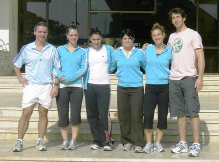 equipe squash