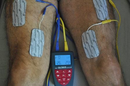electrostimulation vaste interne